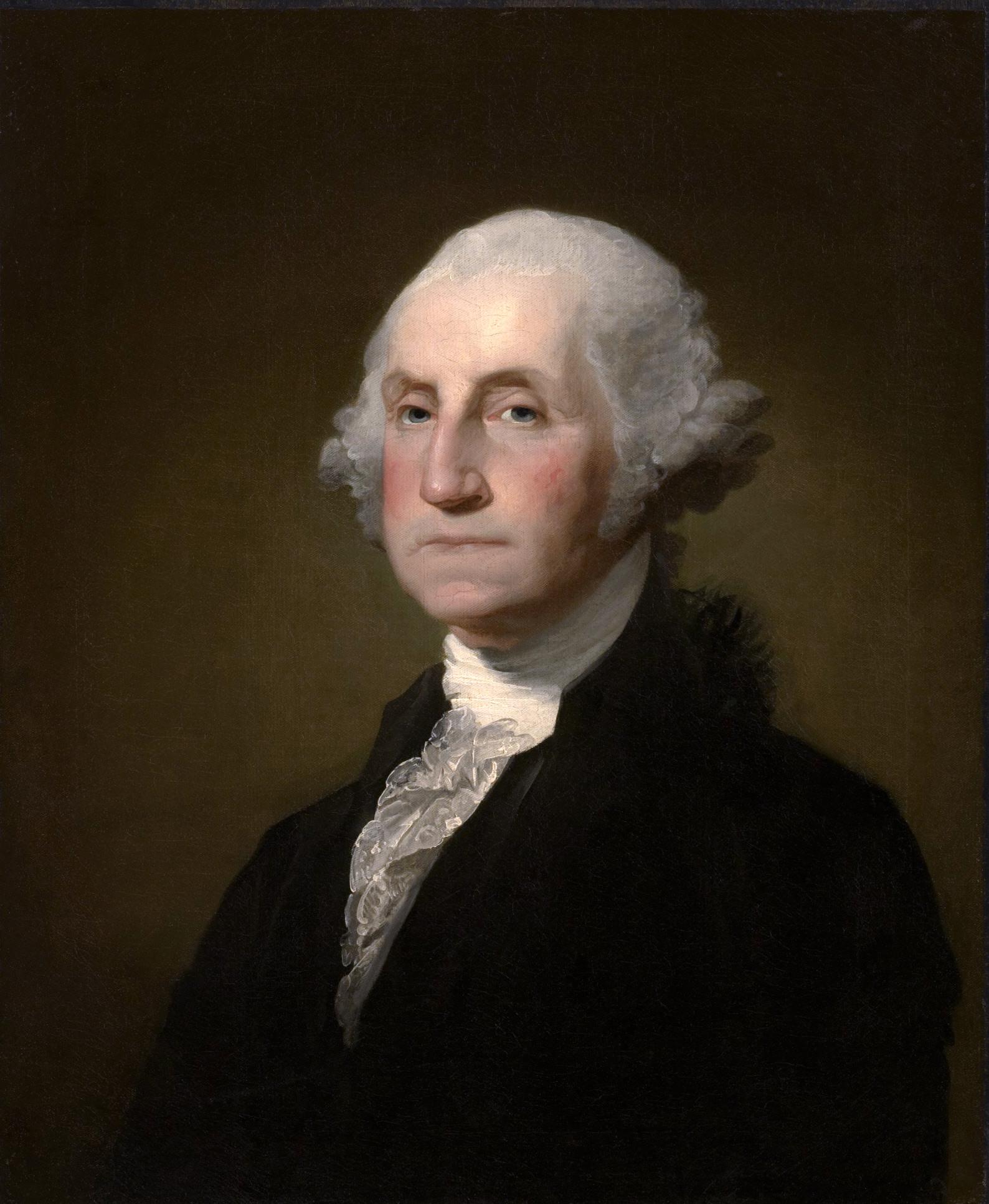 thePresidentsHallofFame - 1. George Washington, 1789-1797
