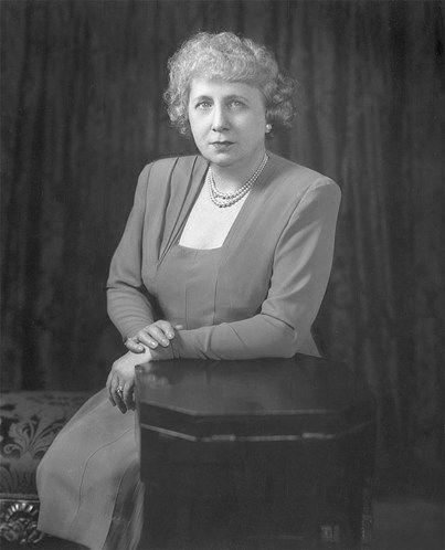 thePresidentsHallofFame - Bess Truman
