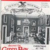 1986-12-12,21 RACK BROCHURE Christmas at the WHITE HOUSE Green Bay Expo Center WI cover WHR
