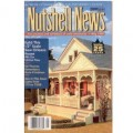 1995 May MAGAZINE Nutshell News Zweifels Building of the Presidents House cover sm BWH