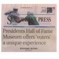 2008-08-22 South Lake Press Vote Here sm PHOF WHR