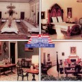 SCAN 1992 POSTCARD White House Replica 003F WHR