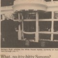 1991-06-23 Chicago Tribune What, no itty bitty Sununu small  WHR