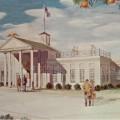 web POSTCARD 87546-C House of Presidents front hop phof