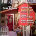 2008-09 Miniature Collector Magazine White House at GOP Convention cover sm WHR