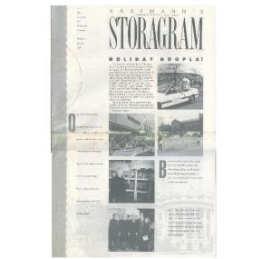 1990-01-01 Kaufmanns Dept Store Associates Newsletter sm WHR