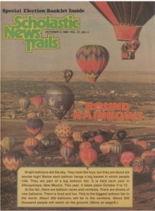 1980-10-03 vol37 no4 Scholastic News Trails cover sm WHR