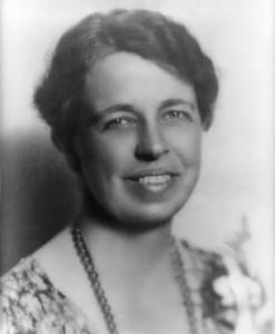 Eleanor Roosevelt Age 49