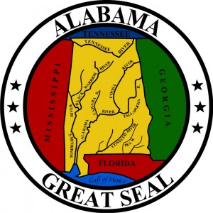 State Seal ALABAMA