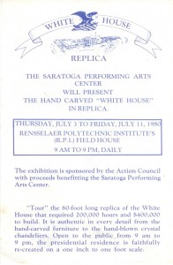 1980-07-03,07-11 Saratoga Performing Art Center Saratoga NY front WHR