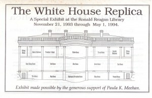 1993-10-21 HANDOUT Reagan Library front WHR