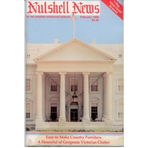 1988-02-01 Nutshell News The White House Restored cover sm WHR